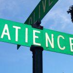 Cierpliwość w pozycjonowaniu